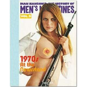 History of Mens Magazines: v. 5: .co.uk: Dian Hanson: Books