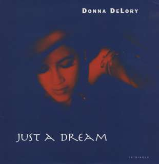 Donna Delory Just A Dream USA 12 Vinyl Record/Maxi Single MCA12