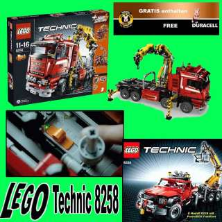 lego technic camion grue review lego technic 8258 camion grue lego technic sammlung pinterest. Black Bedroom Furniture Sets. Home Design Ideas