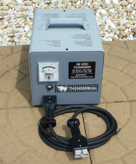EZ GO EZGO 36 Volt Golf Cart Battery Charger   Pre 1995