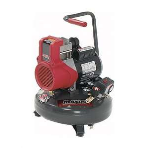 Maxus Electric Hand Carry 1.3 HP 4 Gallon Air Compressor Tools