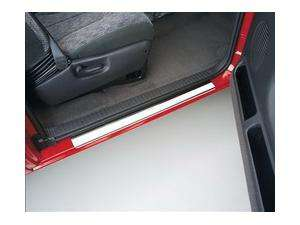 Putco 95142 Custom Fit Door Sill Protector