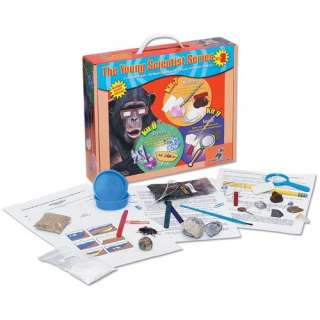 Minerals, Crystals, & Fossils Science Kit Development & Learning Toys