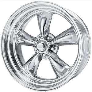 American Racing Vintage Torq Thrust II 20x9.5 Polished Wheel / Rim 5x5