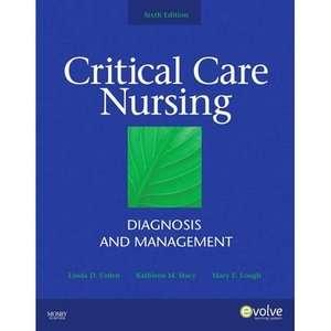 Critical Care Nursing Diagnosis and Management, Urden