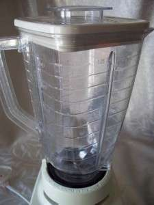 Really Nice Vintage Osterizer Imperial Pulsematic Blender with 10