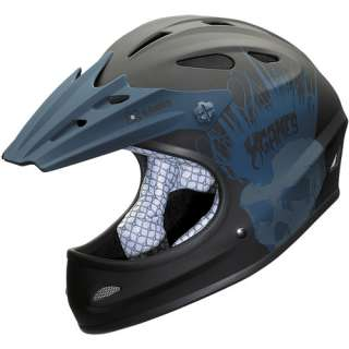 Bell XGames Full Face Helmet, Bell X Games Helmet, Youth Full Face