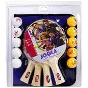 JOOLA USA Tournament Family Table Tennis Paddle Set JOOLA USA