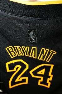 adidas LA Lakers Kobe Bryant Black Toddler Jersey 2T 4T