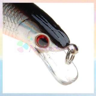 2m Deepwater Fish Ice Fishing Tackle Lure Bait 2 Hooks
