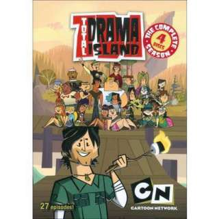 Total Drama Island The Complete Season (4 Discs).Opens in a new
