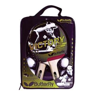 Butterfly Victory 2 Player Table Tennis Set Game Room