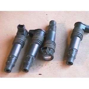 2003 Suzuki GSXR 600 Ignition Coils Spark Plug Wires Automotive