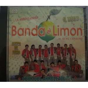 Corridos Arrolladores La Arrolladora Banda El Limon Music