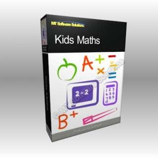 Teach Kids Maths   Fun Educational Software Game
