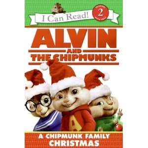 Alvin and the Chipmunks: A Chipmunk Family Christmas (I