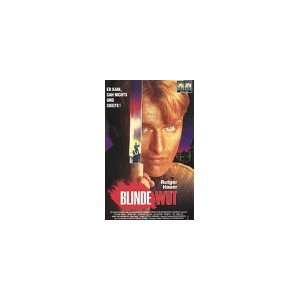 Blind Fury [VHS] Rutger Hauer, Terry OQuinn, Brandon Call