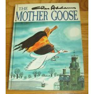 The Chas Addams Mother Goose: Charles Addams: Books