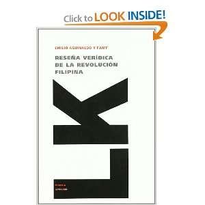 ) (Spanish Edition) (9788498167108): Emilio Aguinaldo y Fami: Books