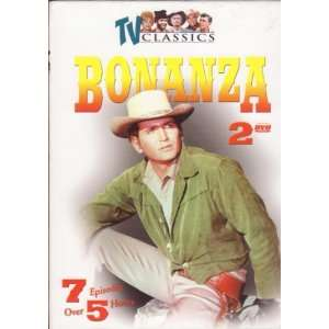 Bonanza, Vol. 4: Lorne Greene, Michael Landon, Pernell