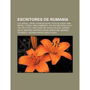 Mihai Eminescu, Ion Heliade Rdulescu (Spanish Edition) (9781231387054