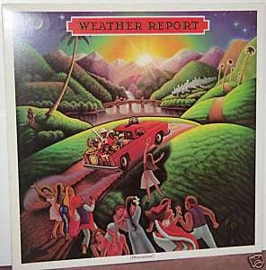 Weather Report / Procession / CBS 38427 / 1983 / EX