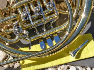 STUNNING Bb/F Double FRENCH HORN ★ High Quality ★ BRAND NEW