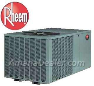 Rheem 2 ton Heat Pump Package Unit R 410A RQNMA024JK000