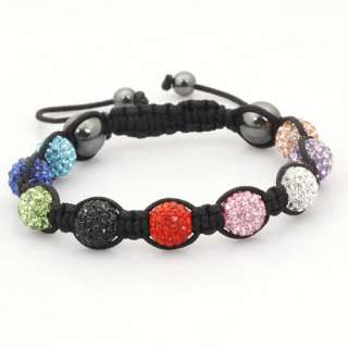 Disco Ball Bracelets Crystal Friendship Bracelet + Gift Boxed
