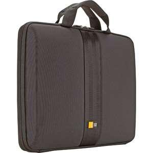 Case Logic 13.3 Hard Shell Laptop Sleeve, Black Computers