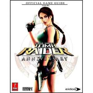 Lara Croft Tomb Raider Prima Official Game Guide