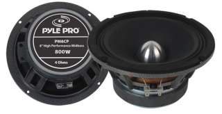 NEW 8 HIGH POWER HIGH PERFORMANCE MIDBASS   PM8CP