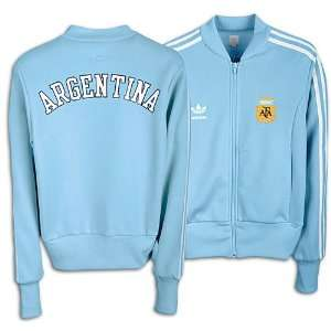 Argentina Womens adidas Originals Jacket: Sports & Outdoors