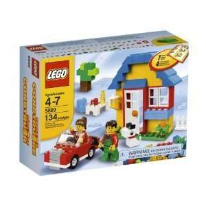 Lego House Building Set (5899): Toys & Games