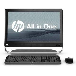 HP TouchSmart 520 1050 Desktop Computer   Black by HP