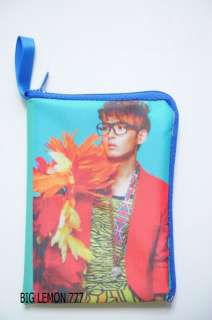 RyeoWook ~SUPER JUNIOR Zip Mobile Phone Case Pouch P1