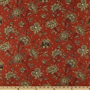 Burnt Orange Fabric By The Yard jo_morton Arts, Crafts & Sewing