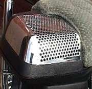 Honda Gold Wing GL1500 Rear Chrome Speaker Grills 1988 2000