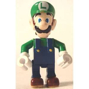 Super Mario Mini Figure Luigi Toys & Games