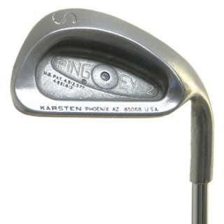 PING GOLF CLUBS EYE 2 48* PITCHING WEDGE STIFF STEEL VERY GOOD