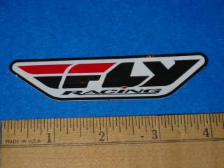 FLY RACING   Road Tri Mountain Bike Frame Sticker Decal