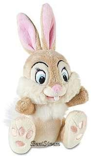 MISS BUNNY Rabbit mini bean bag plush Easter basket toy NWT