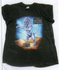 Rolling Stones 1997 Tour T Shirt, Size XL